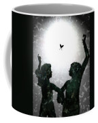 Dancing Silhouettes Coffee Mug