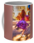 Dancing To The Drums Coffee Mug