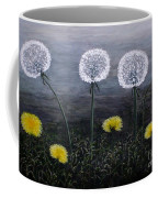 Dandelion Family Coffee Mug