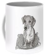 Dashound Pricless Coffee Mug