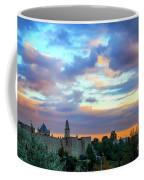 David Tower At Sunset  Coffee Mug