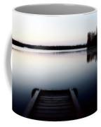 Dawn At Lynx Lake In Northern Saskatchewan Coffee Mug