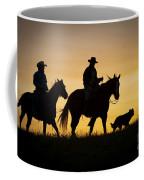 Day Is Done Coffee Mug