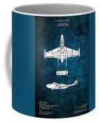 de Havilland Venom Coffee Mug