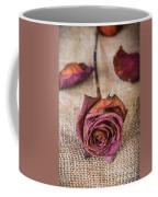 Dead Rose Coffee Mug