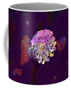 Deaf Skabiose Scabiosa Columbaria  Coffee Mug