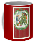 Decorating The Tree Coffee Mug
