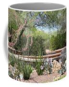 Desert Garden Coffee Mug