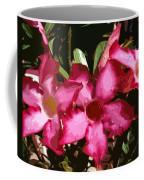 Desert Rose   Adenium Obesum Coffee Mug