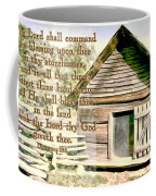 Deuteronomy 28 8 Coffee Mug