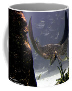 Devilray In Paradise Coffee Mug