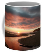 Devils Kitchen Sunset Coffee Mug