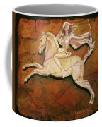 Diana The Huntress Coffee Mug