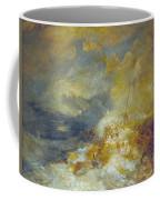 Disaster At Sea Coffee Mug