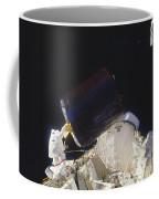 Discovery Spacewalk Coffee Mug