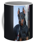 Doberman Pinscher  Coffee Mug