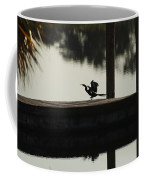 Dock Bird Coffee Mug