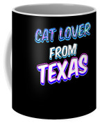 Dog Lover From Texas Coffee Mug