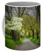 Dogwood Trail, Smoky Mountain, Tennessee Coffee Mug