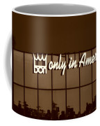 Don King Only In America Coffee Mug