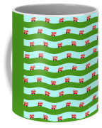 Double Decker Bus Coffee Mug