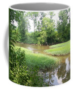 Down By The Creek Coffee Mug