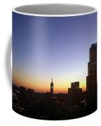 Downtown Atlanta Lights Coffee Mug