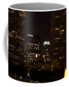 Downtown L.a. In Hdr Coffee Mug