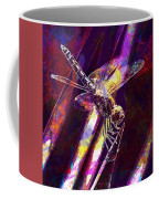 Dragonfly Insect Close  Coffee Mug