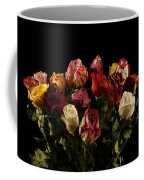 Dried Roses Coffee Mug