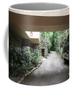 Driveway Fallingwater  Coffee Mug