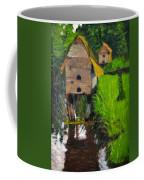 Duck Houses Coffee Mug