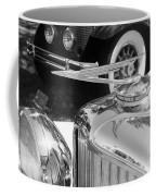 Duesenberg Hood Ornament Coffee Mug