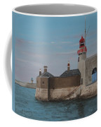 Dun Laoghaire Lighthouse Coffee Mug