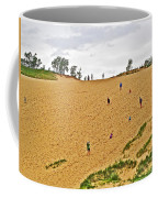 Dune Climb In Sleeping Bear Dunes National Lakeshore-michigan Coffee Mug