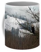 Eagle Watching Coffee Mug