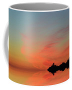 Early Morning Clouds Two  Coffee Mug