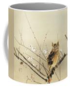 Early Plum Blossoms Coffee Mug