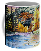 East Clear Creek Coffee Mug