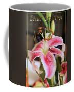 Easter Greetings Coffee Mug