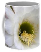 Easter Lily Cactus Coffee Mug