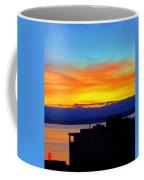 Edgewater Sunset Coffee Mug