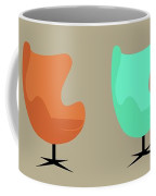 Egg Chairs Coffee Mug