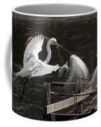Egret 43 Coffee Mug
