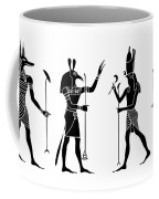 Egyptian Gods Coffee Mug