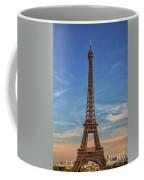 Eiffel Tower In France Coffee Mug