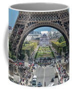 Eiffel Tower Paris Coffee Mug