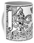 El Cid Campeador (c1040-1099) Coffee Mug