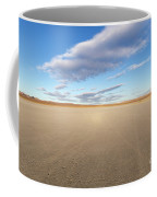 El Mirage Dry Lake Mojave  Coffee Mug