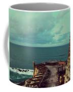 El Morro San Juan Puerto Rico Coffee Mug
